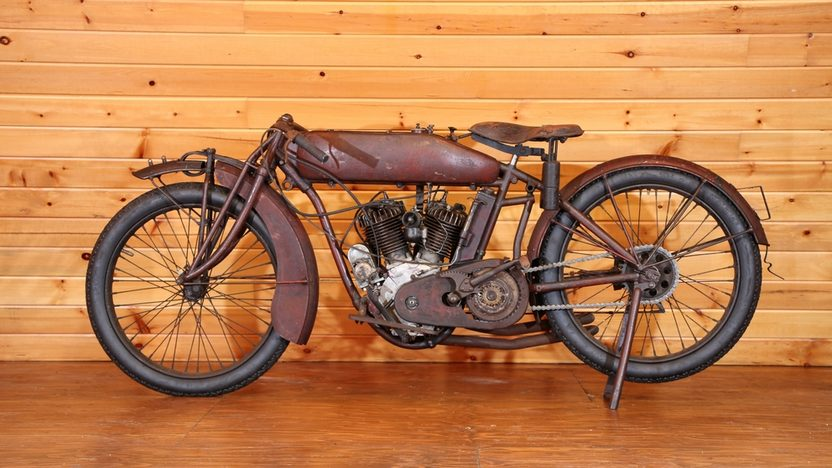 1921 Indian Daytona Power Plus From The Gary Hite Estate Collection presented as lot T213 at Monterey, CA 2014 - image3