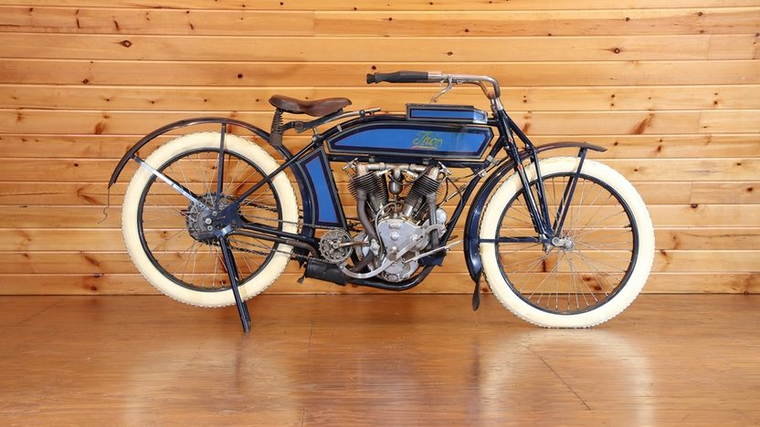 1914 Thor 14A From The Gary Hite Estate Collection presented as lot T219 at Monterey, CA 2014 - image2