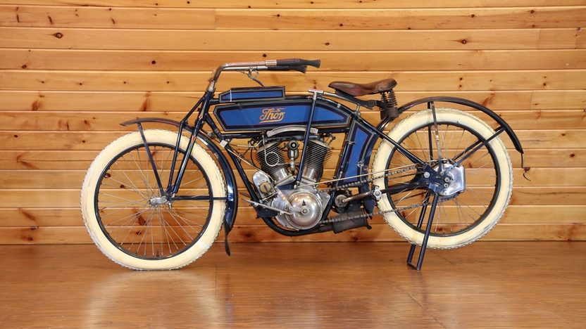1914 Thor 14A From The Gary Hite Estate Collection presented as lot T219 at Monterey, CA 2014 - image3
