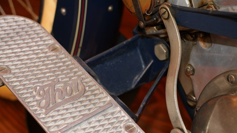 1914 Thor 14A From The Gary Hite Estate Collection presented as lot T219 at Monterey, CA 2014 - image6