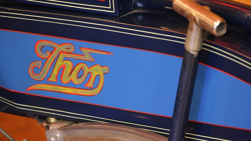 1914 Thor 14A From The Gary Hite Estate Collection presented as lot T219 at Monterey, CA 2014 - image7