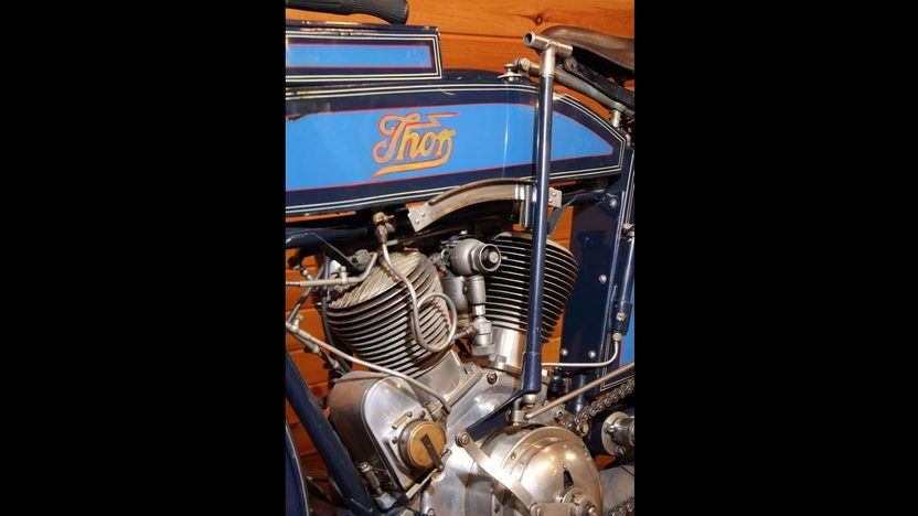 1914 Thor 14A From The Gary Hite Estate Collection presented as lot T219 at Monterey, CA 2014 - image8