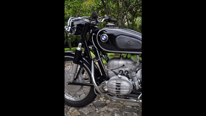 1964 BMW R60/2 From The Mario Sueiras Collection presented as lot T230 at Monterey, CA 2014 - image10