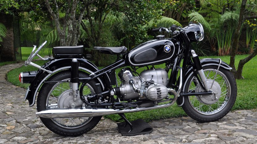 1964 BMW R60/2 From The Mario Sueiras Collection presented as lot T230 at Monterey, CA 2014 - image12