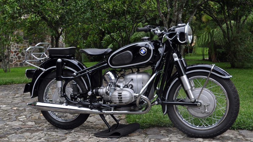 1964 BMW R60/2 From The Mario Sueiras Collection presented as lot T230 at Monterey, CA 2014 - image2
