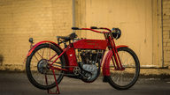 1912 Harley-Davidson Big Twin FORMERLY OWNED BY STEVE MCQUEEN presented as lot S177 at Monterey, CA 2014 - thumbail image10