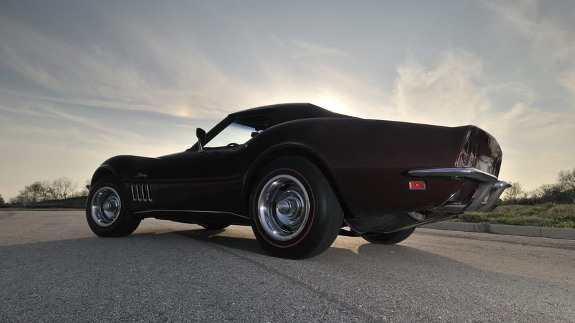1969 Chevrolet Corvette L88 Coupe Fully Documented, Bloomington Gold Survivor presented as lot T245 at Dallas, TX 2012 - image2