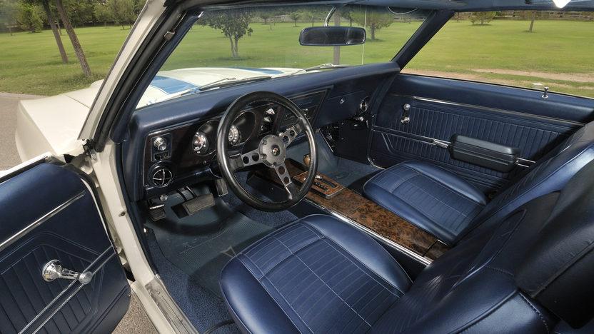 1969 Pontiac Trans Am Ram Air IV 400/345 HP, Automatic presented as lot F220.1 at Dallas, TX 2012 - image3