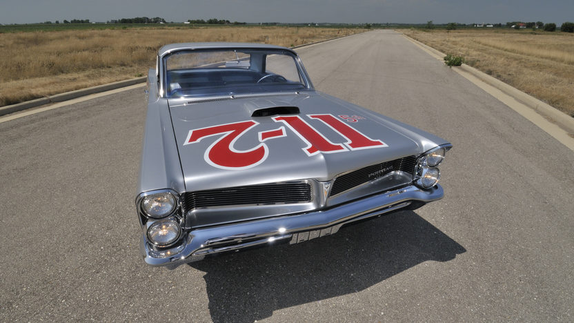 1963 Pontiac Catalina Swiss Cheese The Most Famous of Only 14 Cars Ever Built  presented as lot F195 at Dallas, TX 2012 - image2