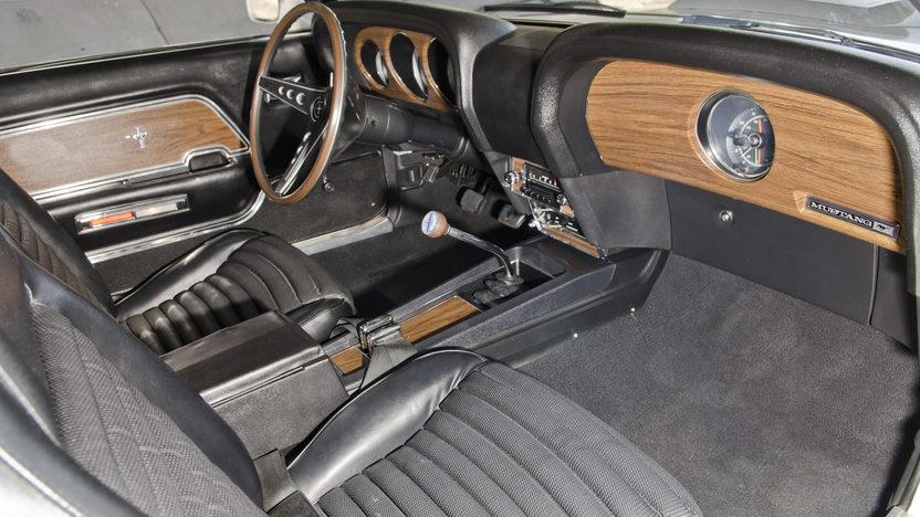 1969 Ford Mustang Boss 429 Fastback KK1303, 91 Original Miles presented as lot S99 at Dallas, TX 2012 - image4