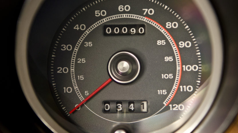 1969 Ford Mustang Boss 429 Fastback KK1303, 91 Original Miles presented as lot S99 at Dallas, TX 2012 - image6
