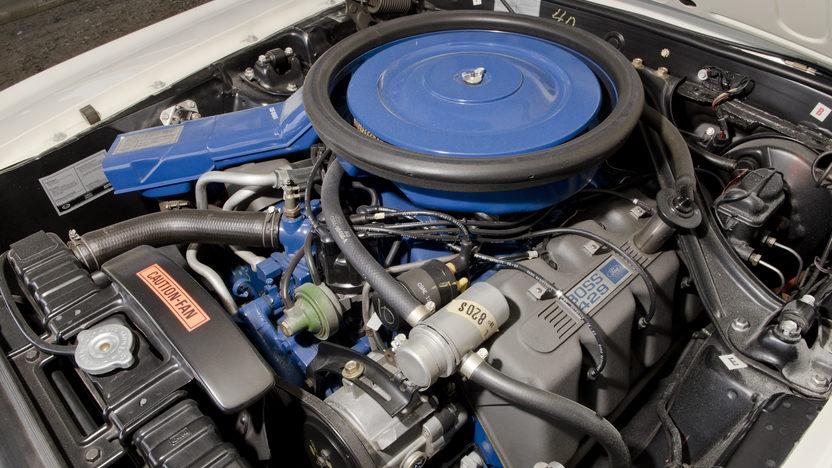 1969 Ford Mustang Boss 429 Fastback KK1303, 91 Original Miles presented as lot S99 at Dallas, TX 2012 - image7