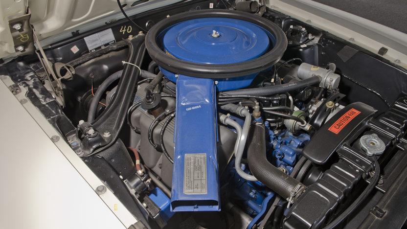 1969 Ford Mustang Boss 429 Fastback KK1303, 91 Original Miles presented as lot S99 at Dallas, TX 2012 - image8