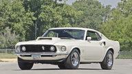 1969 Ford Mustang Boss 429 Fastback KK1303, 91 Original Miles presented as lot S99 at Dallas, TX 2012 - thumbail image3