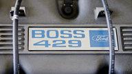 1969 Ford Mustang Boss 429 Fastback KK1303, 91 Original Miles presented as lot S99 at Dallas, TX 2012 - thumbail image9