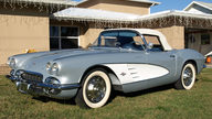 1961 Chevrolet Corvette Big Brake Fuelie 283/315 HP, 4-Speed presented as lot S164 at Dallas, TX 2012 - thumbail image7