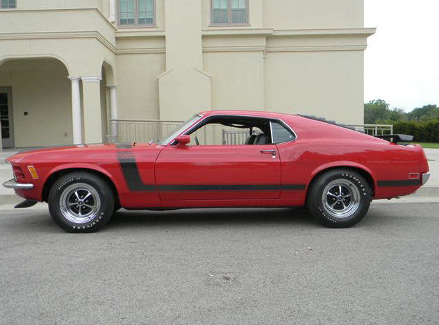1970 Ford Mustang Boss 302 Fastback Full Frame-Off Restoration presented as lot S213 at Dallas, TX 2012 - image5