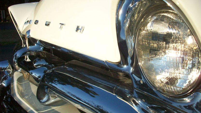 1956 Plymouth Fury Hardtop 303/240 HP, Automatic presented as lot S70.1 at Dallas, TX 2012 - image6