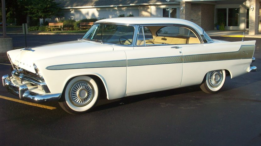 1956 Plymouth Fury Hardtop 303/240 HP, Automatic presented as lot S70.1 at Dallas, TX 2012 - image8