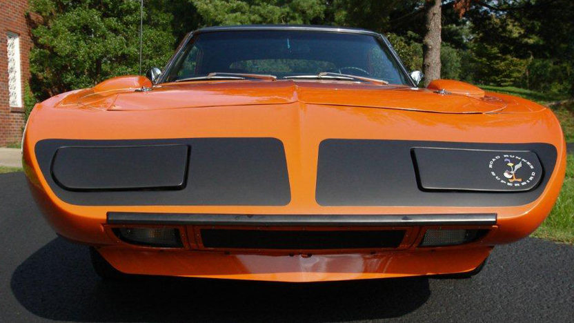 1970 Plymouth Superbird 440/390 HP, Automatic presented as lot S166 at Dallas, TX 2012 - image8