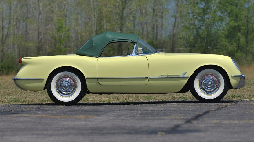 1955 Chevrolet Corvette Roadster Bloomington Gold Special Collection presented as lot F305.1 at Dallas, TX 2012 - image2