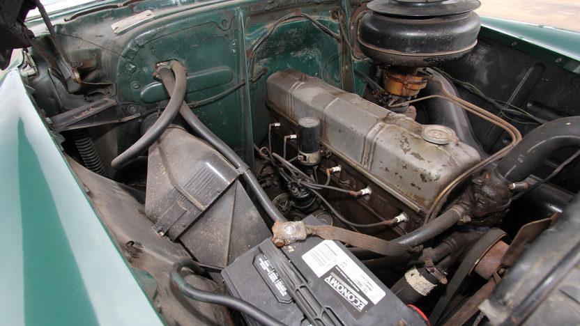1952 Chevrolet Deluxe Sedan presented as lot W26 at Dallas, TX 2013 - image7