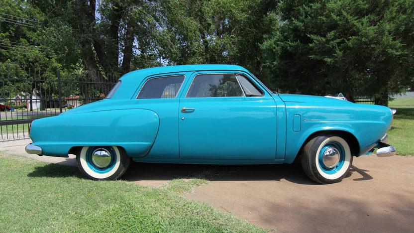 1950 Studebaker Champion presented as lot W28 at Dallas, TX 2013 - image2