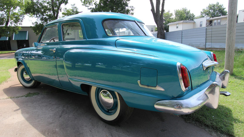 1950 Studebaker Champion presented as lot W28 at Dallas, TX 2013 - image3