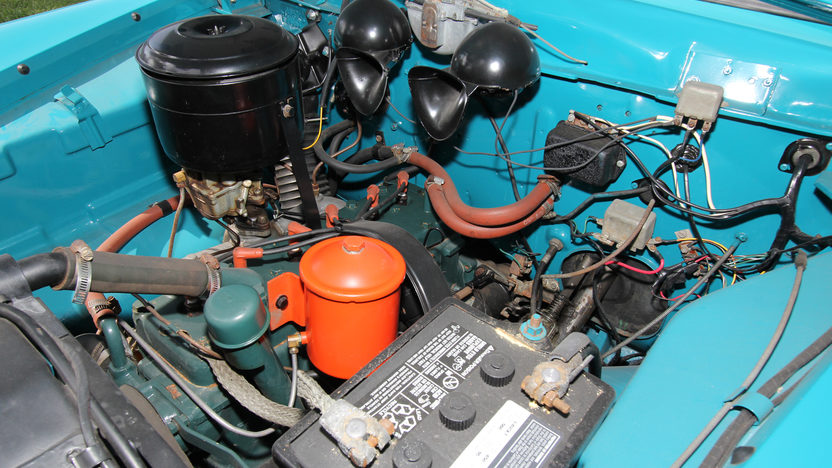 1950 Studebaker Champion presented as lot W28 at Dallas, TX 2013 - image7
