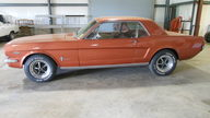 1966 Ford Mustang Coupe 289 CI, Automatic presented as lot W134 at Dallas, TX 2013 - thumbail image2