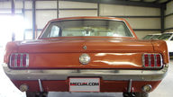1966 Ford Mustang Coupe 289 CI, Automatic presented as lot W134 at Dallas, TX 2013 - thumbail image3