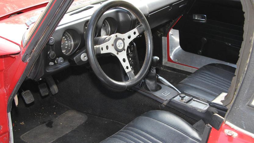 1969 Datsun 2000 presented as lot W201 at Dallas, TX 2013 - image3