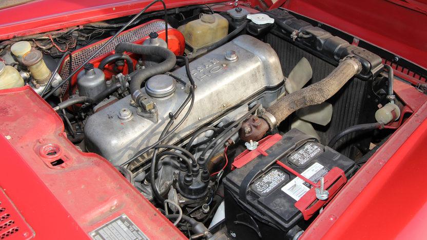 1969 Datsun 2000 presented as lot W201 at Dallas, TX 2013 - image6
