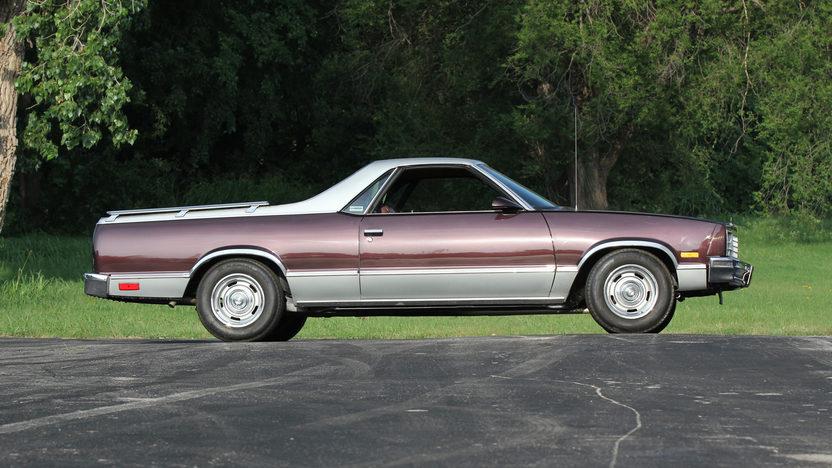 1986 Chevrolet El Camino presented as lot T2 at Dallas, TX 2013 - image2