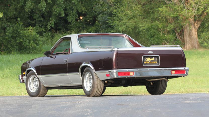 1986 Chevrolet El Camino presented as lot T2 at Dallas, TX 2013 - image3