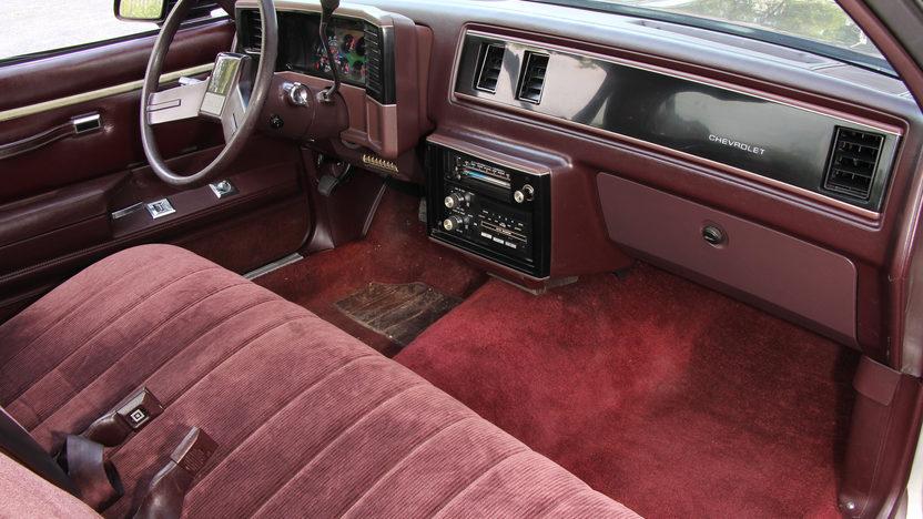 1986 Chevrolet El Camino presented as lot T2 at Dallas, TX 2013 - image5