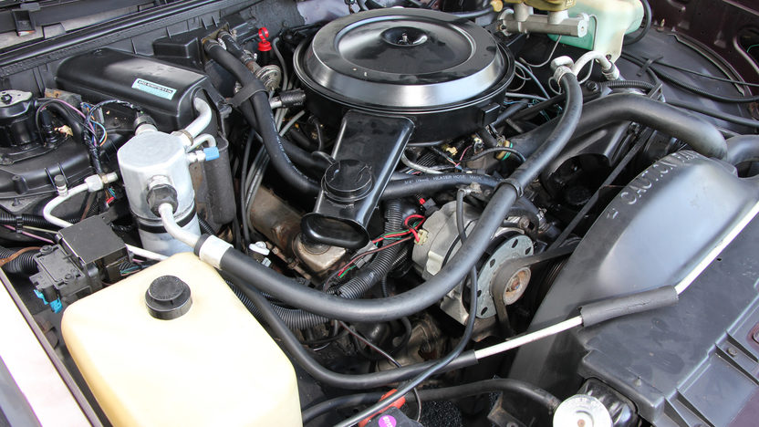 1986 Chevrolet El Camino presented as lot T2 at Dallas, TX 2013 - image7