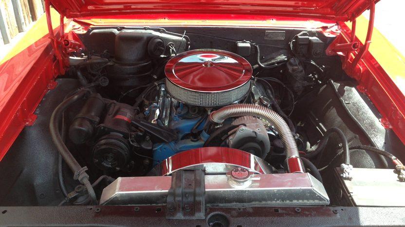 1967 Pontiac GTO Replica Resto Mod presented as lot T128 at Dallas, TX 2013 - image3