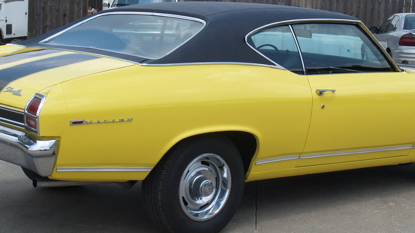 1969 Chevrolet Chevelle 307 CI, Automatic presented as lot T177 at Dallas, TX 2013 - image7