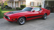1973 Ford Mustang Mach 1 Fastback 351 CI, Automatic presented as lot F68 at Dallas, TX 2013 - thumbail image8