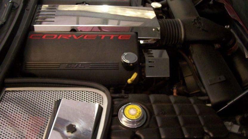 2003 Chevrolet Corvette Convertible presented as lot F70 at Dallas, TX 2013 - image3
