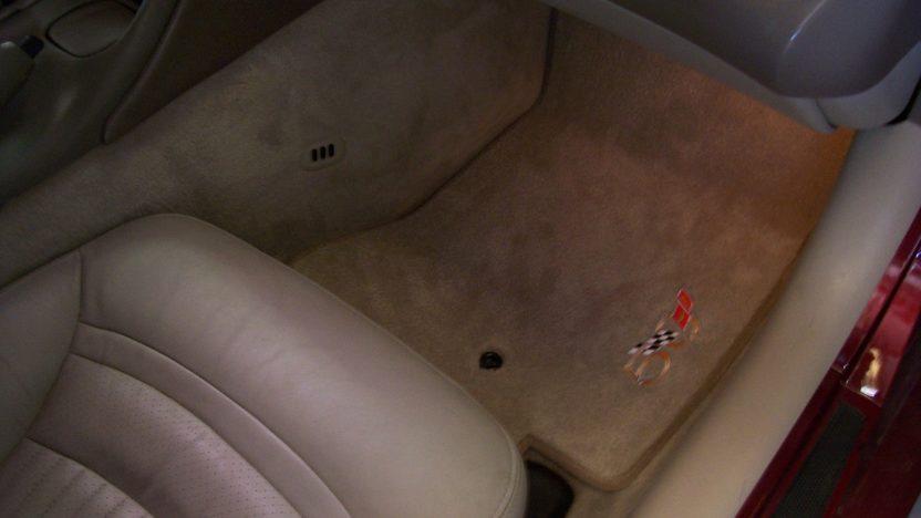 2003 Chevrolet Corvette Convertible presented as lot F70 at Dallas, TX 2013 - image4