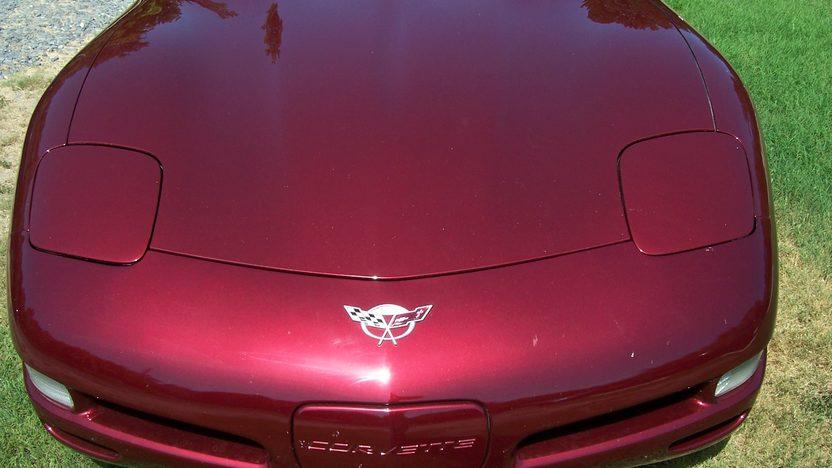 2003 Chevrolet Corvette Convertible presented as lot F70 at Dallas, TX 2013 - image7