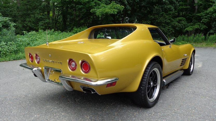 1970 Chevrolet Corvette Coupe 454/500 HP, Automatic presented as lot F91 at Dallas, TX 2013 - image6