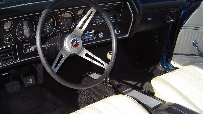 1970 Chevrolet Chevelle SS 454/450 HP, 4-Speed presented as lot F125 at Dallas, TX 2013 - image3