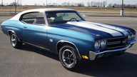 1970 Chevrolet Chevelle SS 454/450 HP, 4-Speed presented as lot F125 at Dallas, TX 2013 - thumbail image6