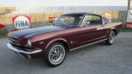 1965 Ford Mustang 2+2 Fastback 289/225 HP, Automatic presented as lot F172 at Dallas, TX 2013 - thumbail image8