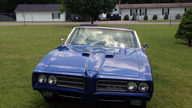 1969 Pontiac GTO Convertible 400 CI, Automatic presented as lot F178 at Dallas, TX 2013 - thumbail image5