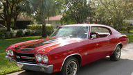 1970 Chevrolet Chevelle SS 396/350 HP, 4-Speed presented as lot F190 at Dallas, TX 2013 - thumbail image8