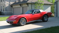 1972 Chevrolet Corvette LT1 Convertible 350/255 HP, 4-Speed presented as lot F215 at Dallas, TX 2013 - thumbail image8
